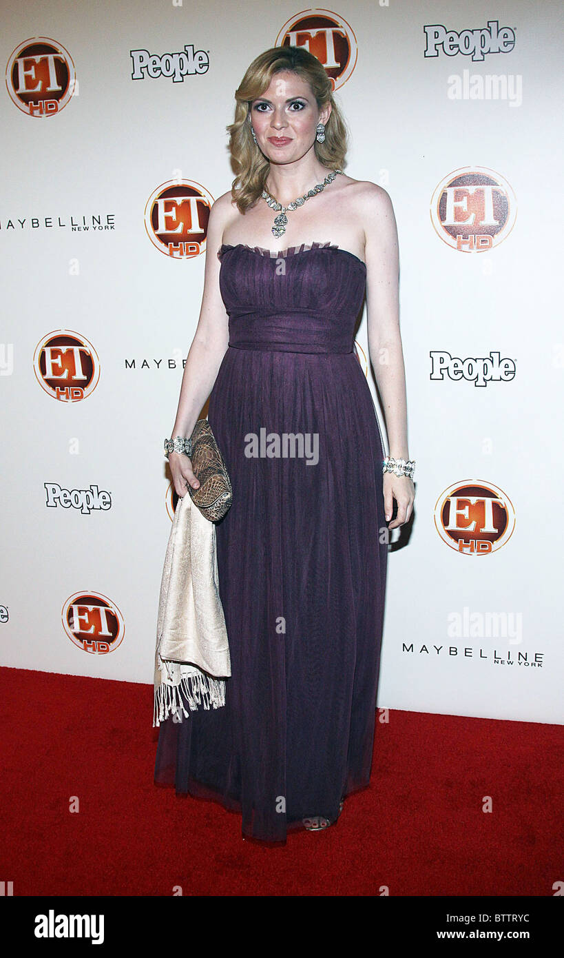Entertainment Tonight Emmy Party Sponsored by PEOPLE Magazine - Stock Image