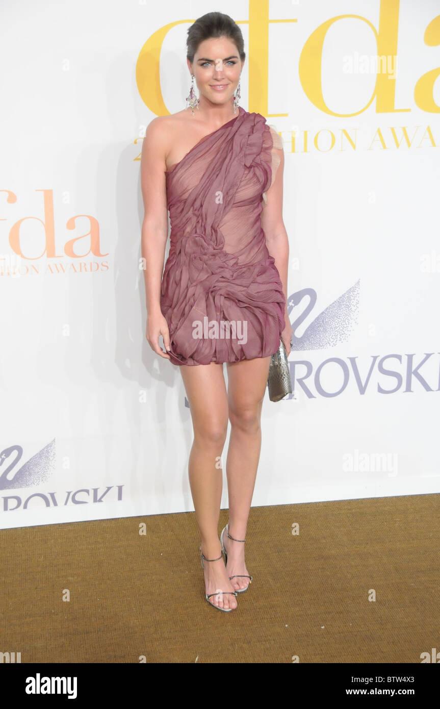 The 2009 Council Of Fashion Designers Of America Cfda Fashion Awards Stock Photo Alamy