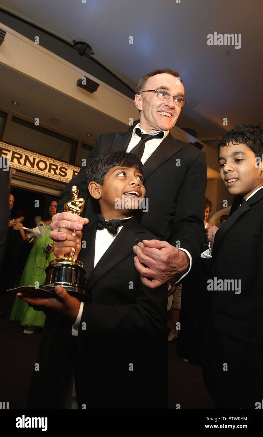 81st Annual Academy Awards - Governor's Ball Stock Photo