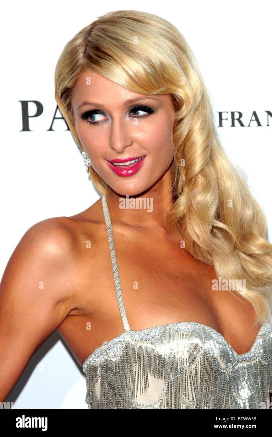 Paris Hilton Documentary Stock Photo ...