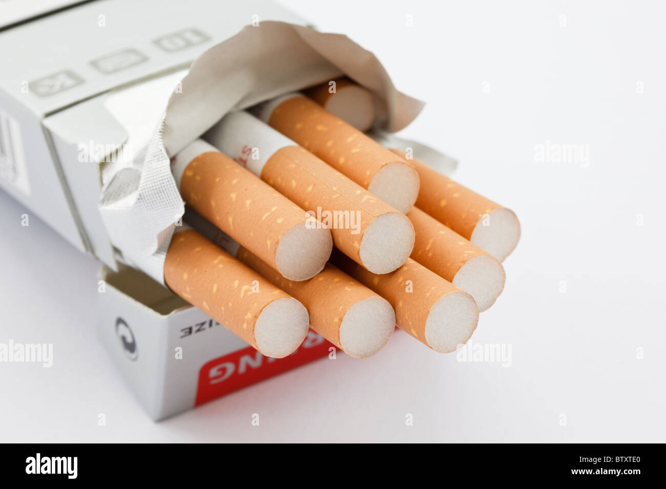 Major cigarettes Marlboro brands USA