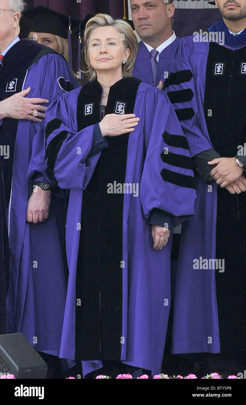 Regalia Gown University Stock Photos & Regalia Gown University Stock ...