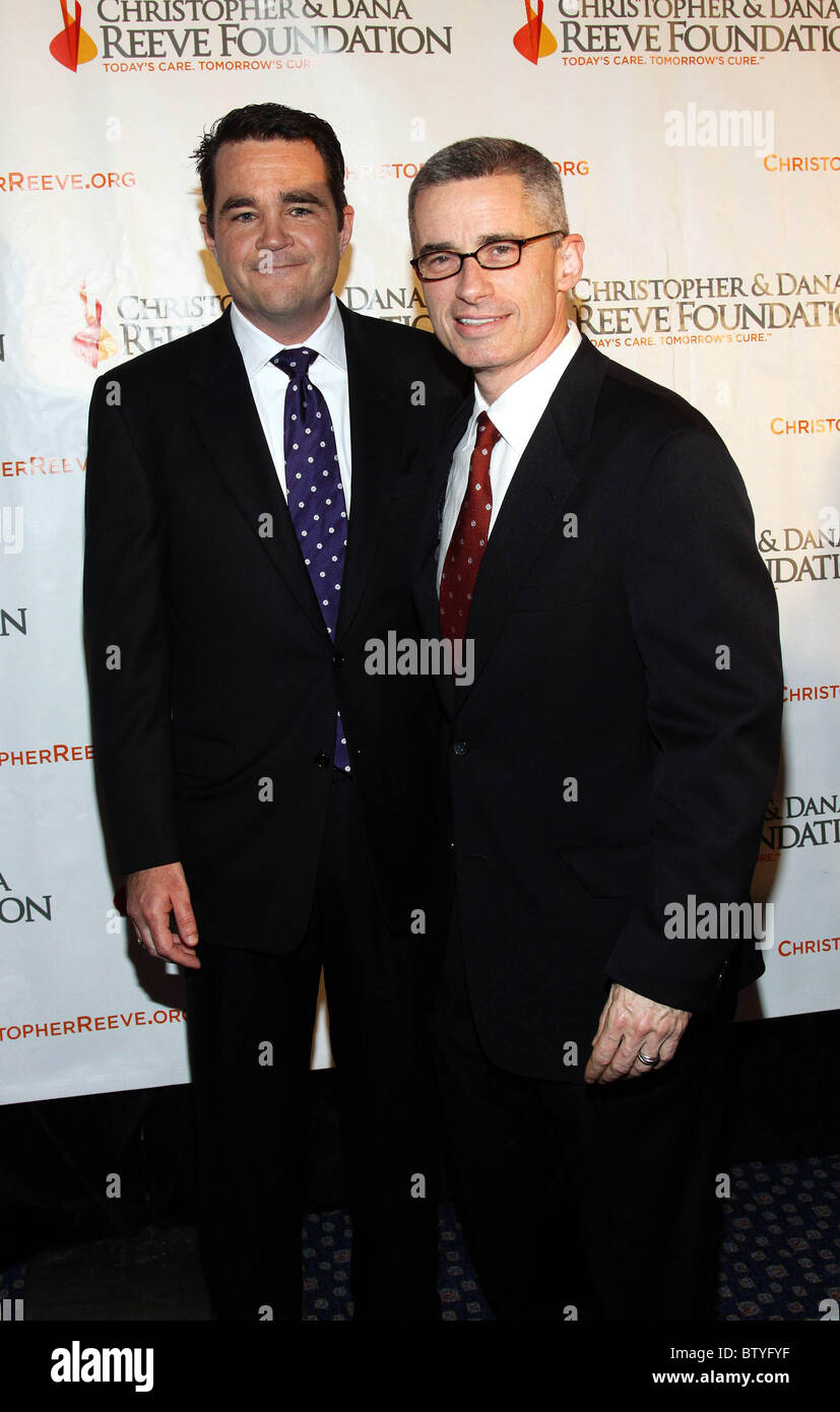 Christopher & Dana Reeve Foundation 19th Annual A Magical Evening Gala - Stock Image
