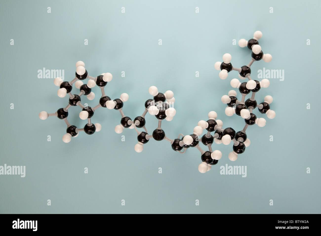 molecule - Stock Image
