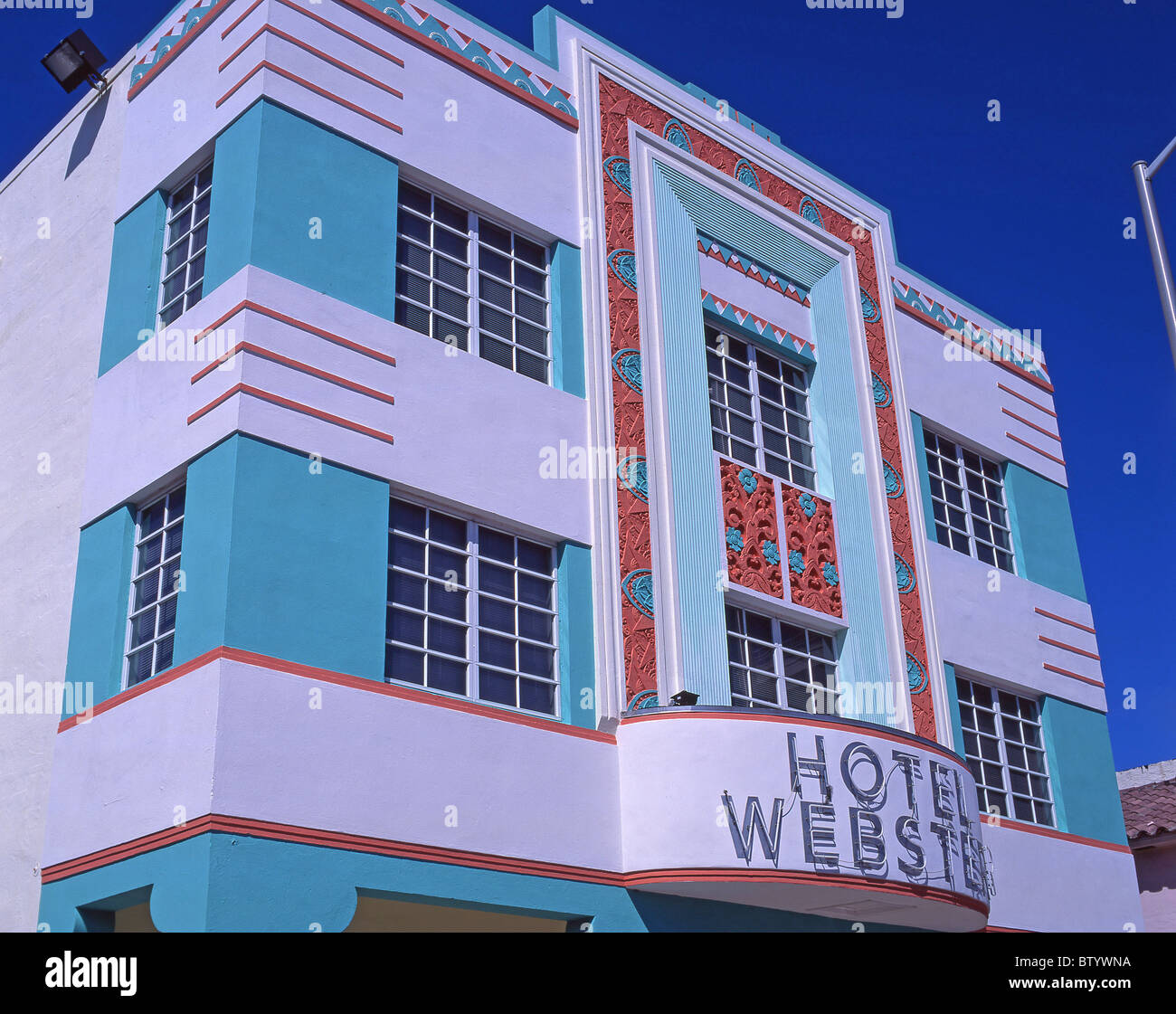 art deco hotel webster miami beach florida united states of