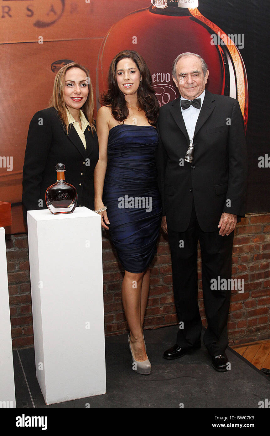 Jose Cuervo Tequila 250th Anniversary Party - Stock Image
