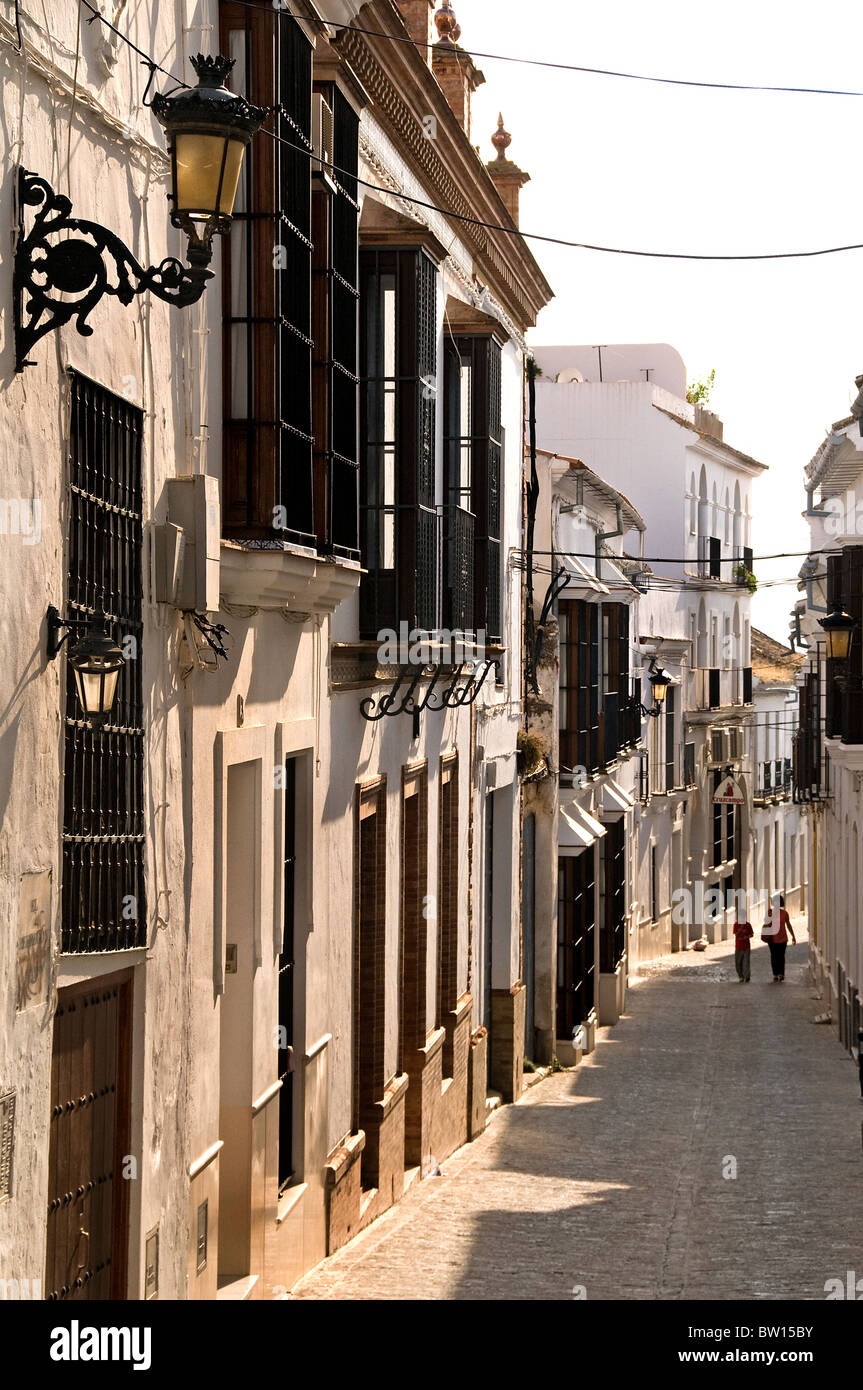 Antequera town city historic Spain Andalusia - Stock Image