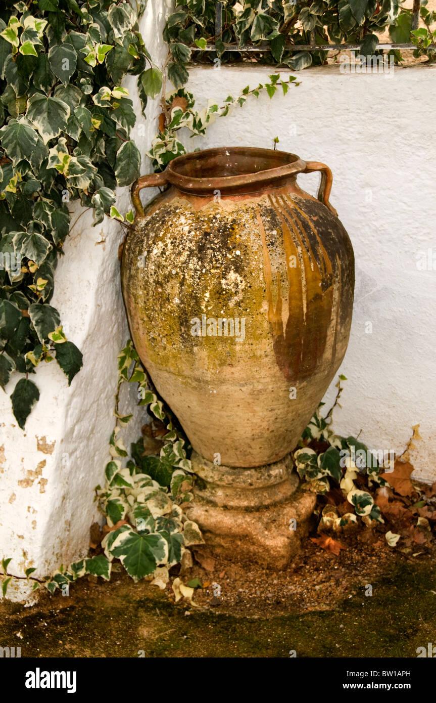 Spain Andalusia Spanish old  farm farmstead - Stock Image