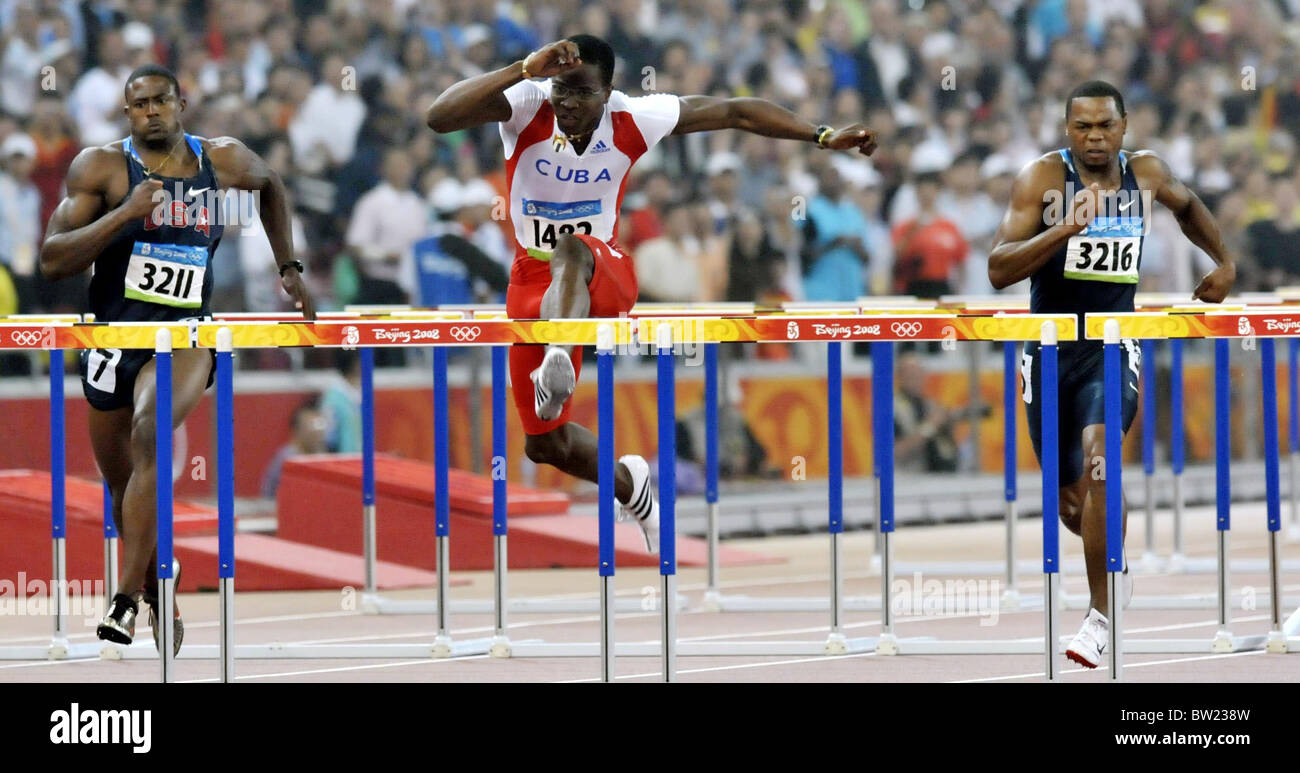 Aug 21 - Beijing Summer 2008 Olympic Games - Stock Image