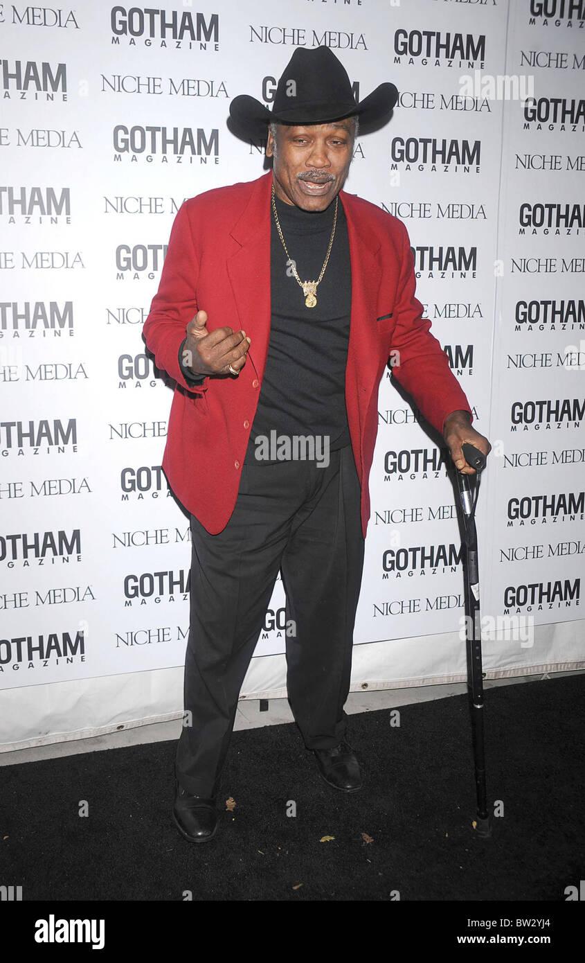 GOTHAM MAGAZINE Annual Gala - Stock Image