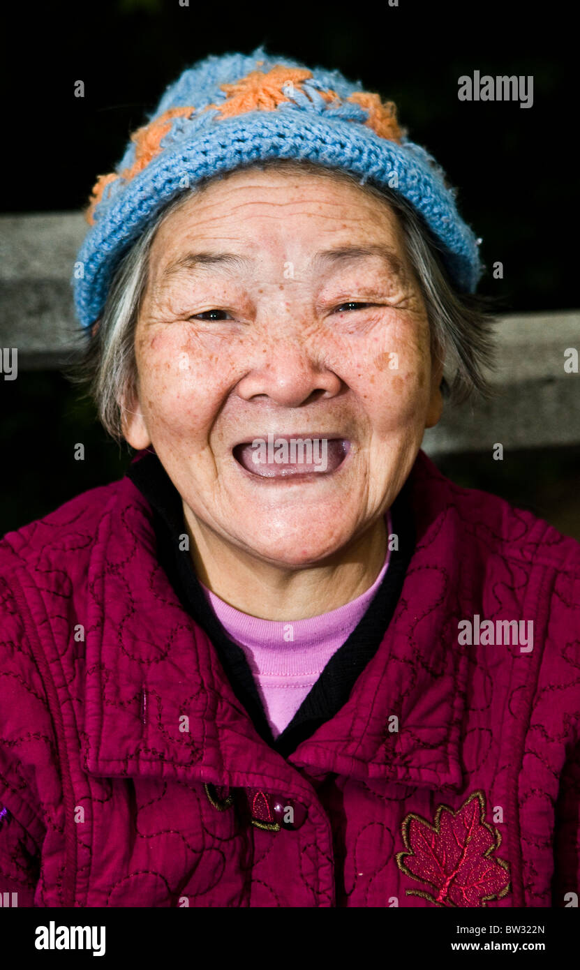 Chinease lady
