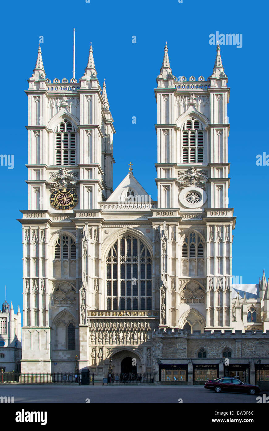 Westminster Abbey - Stock Image