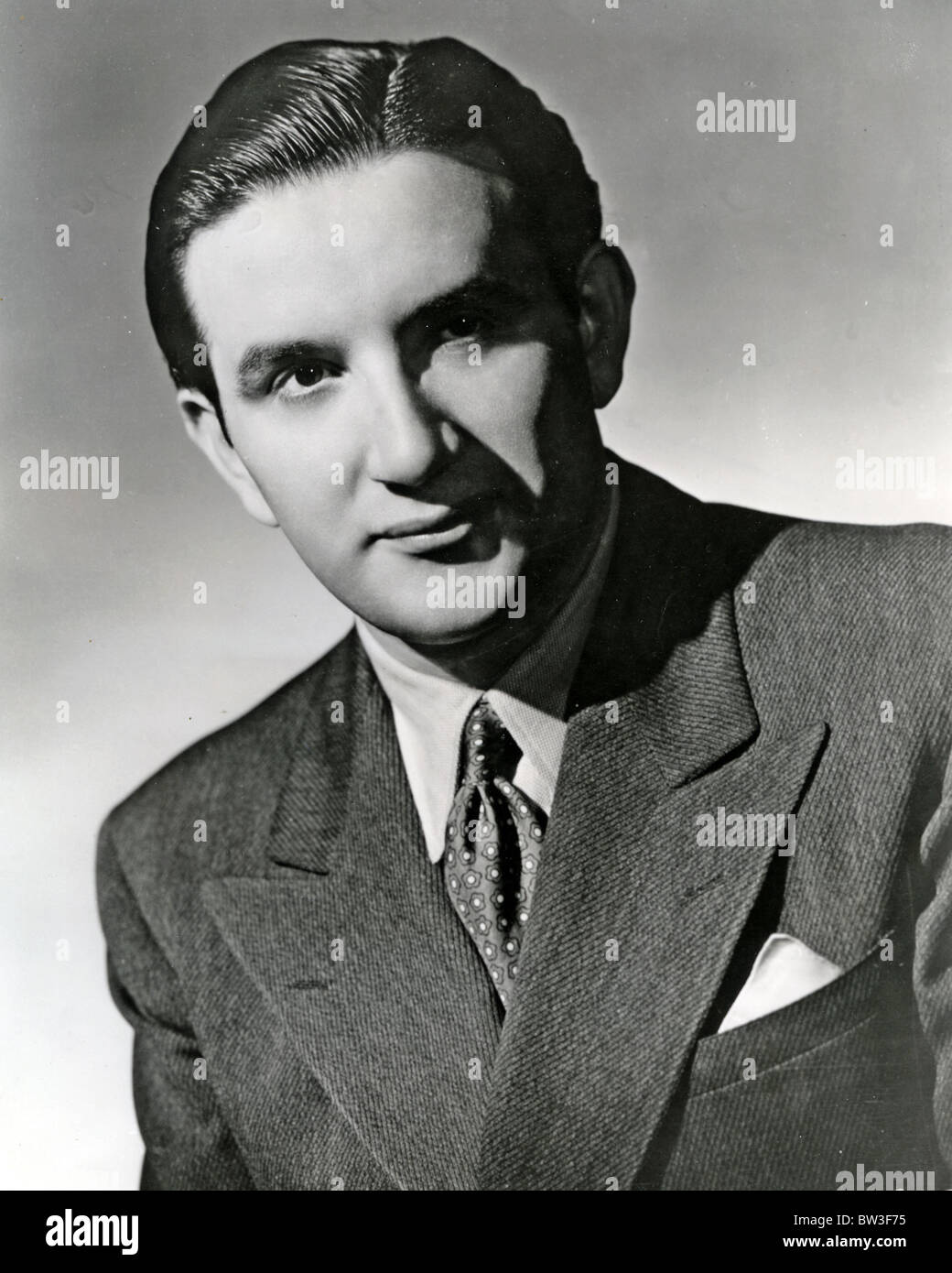 RAYMOND SCOTT (1908-94) US composer and  bandleader - Stock Image