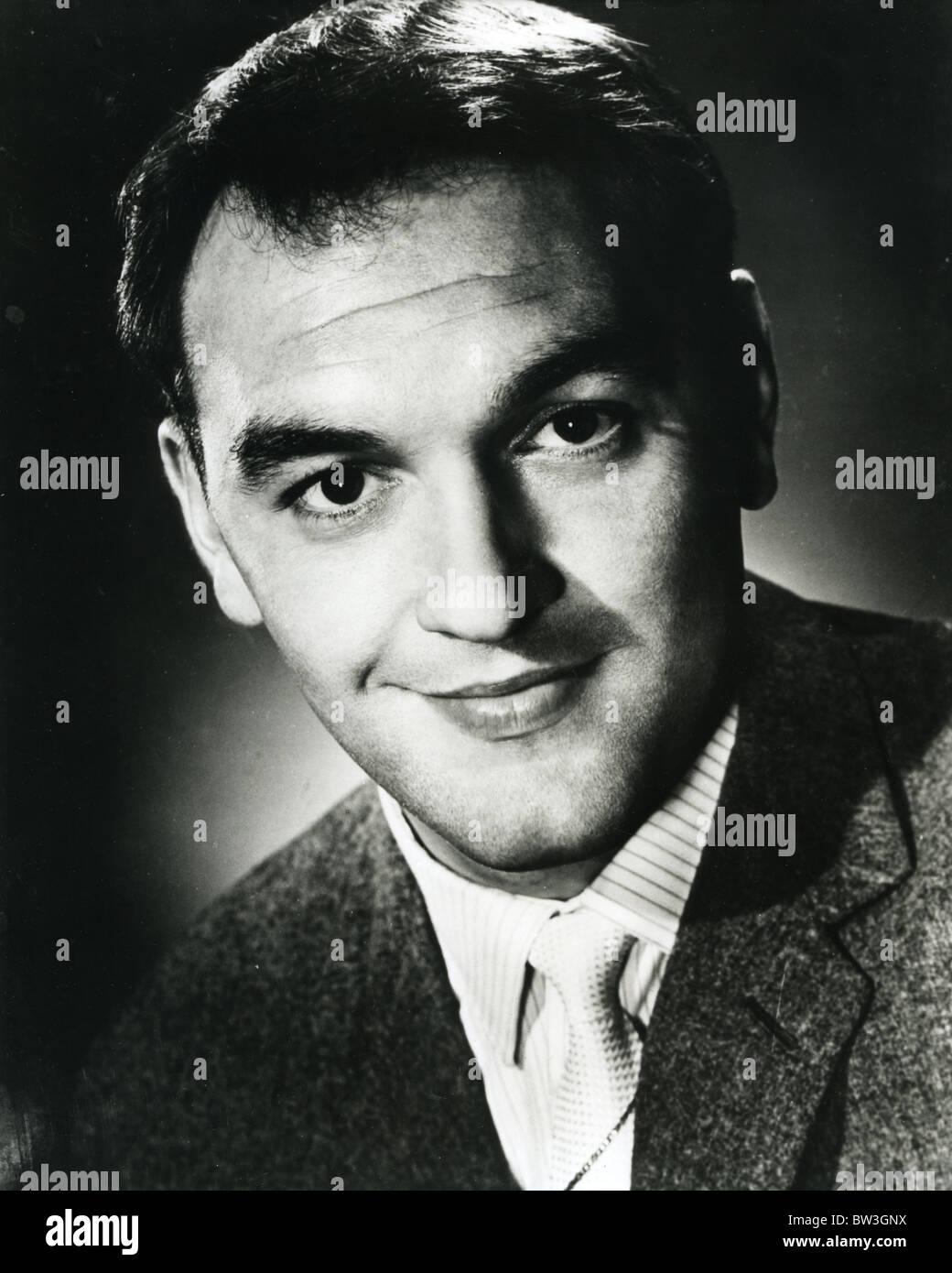 AL SAXON - UK pop singer about 1960 - Stock Image