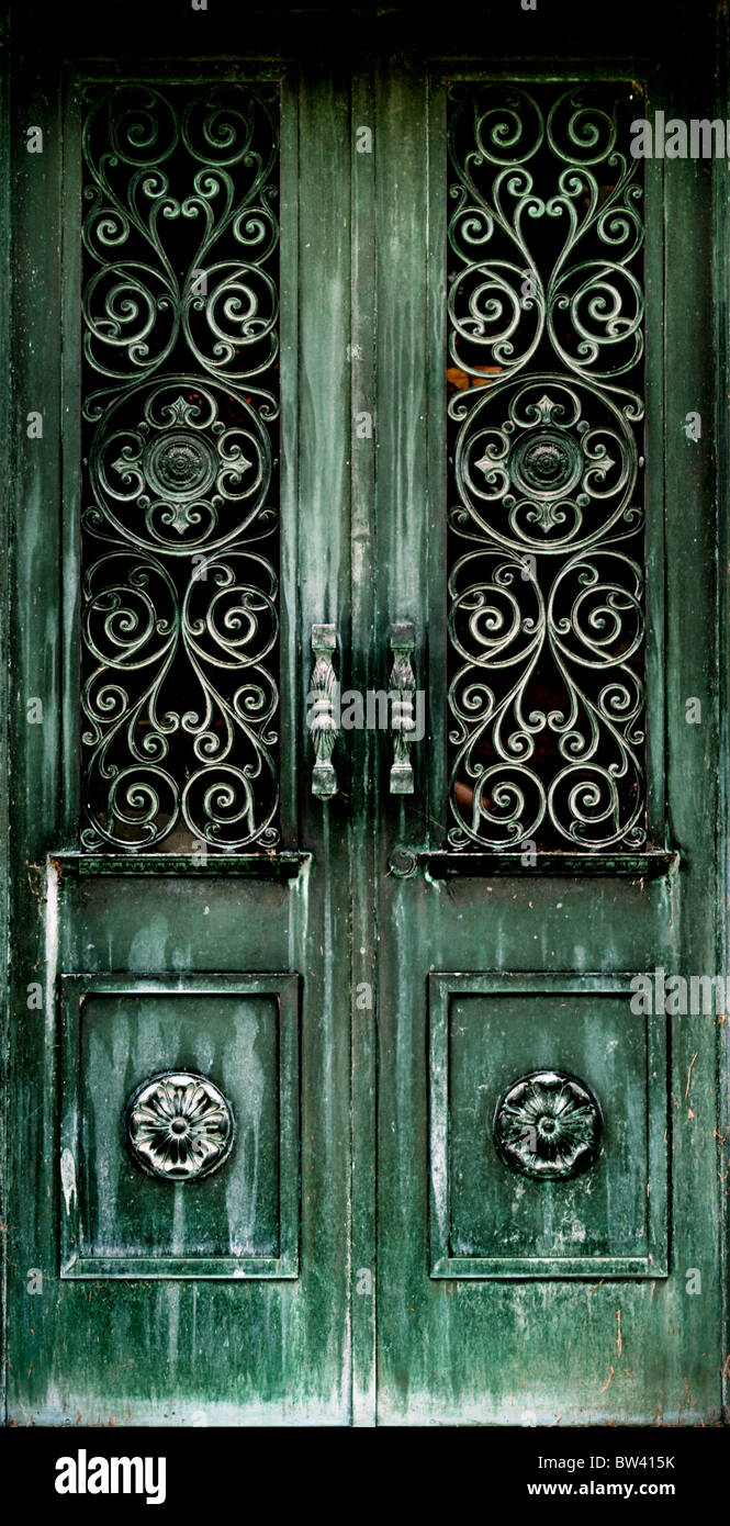 An ornate mausoleum door at historic Allegheny Cemetery in Lawrenceville PA. - Stock Image & Mausoleum Door Stock Photos \u0026 Mausoleum Door Stock Images - Alamy