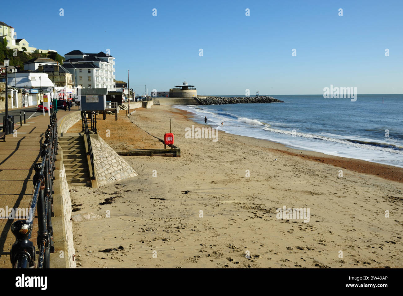 Isle of wight deserted stock photos isle of wight - Medina swimming pool isle of wight ...