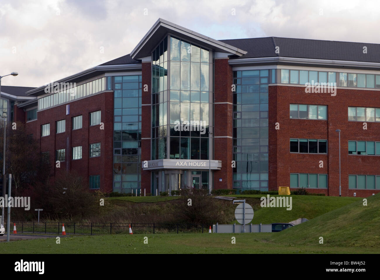 Buildings attractions to visit stock photo 32678830 alamy - Axa insurance uk head office ...