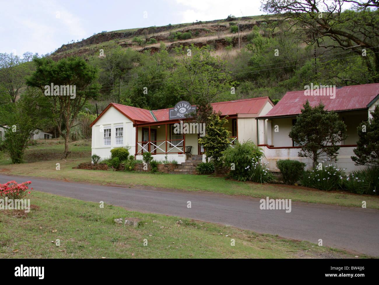 The Halfway House, Pilgrim's Rest, Mpumalanga, South Africa - Stock Image