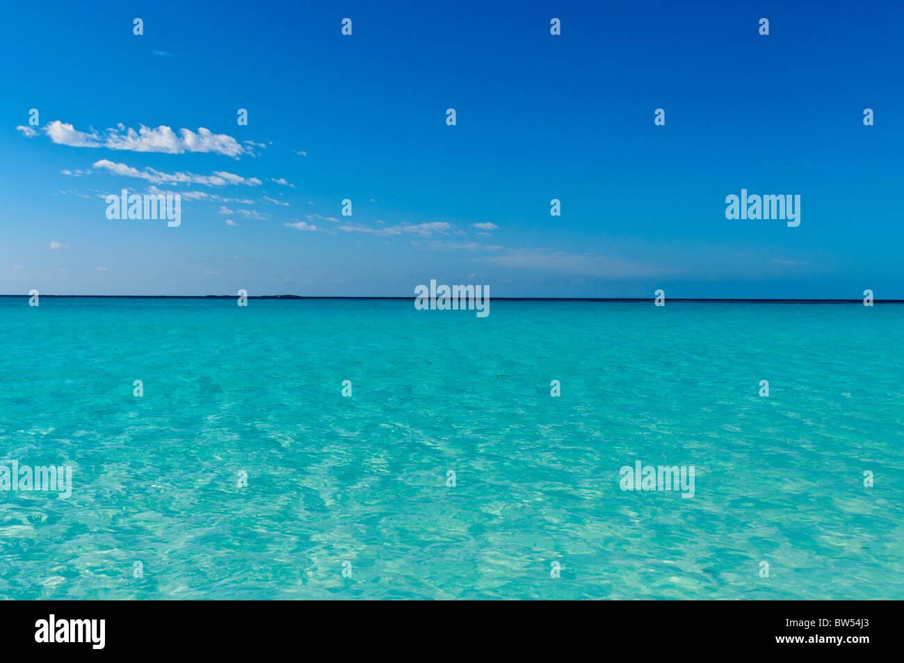 Caribbean dreams - Stock Image