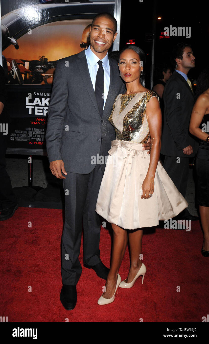 Premiere of LAKEVIEW TERRACE - Stock Image