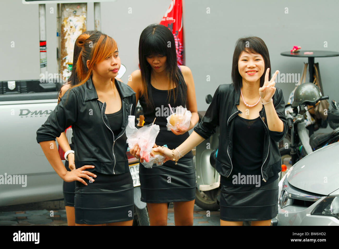 Thai Bar Girls Stock Photos Amp Thai Bar Girls Stock Images