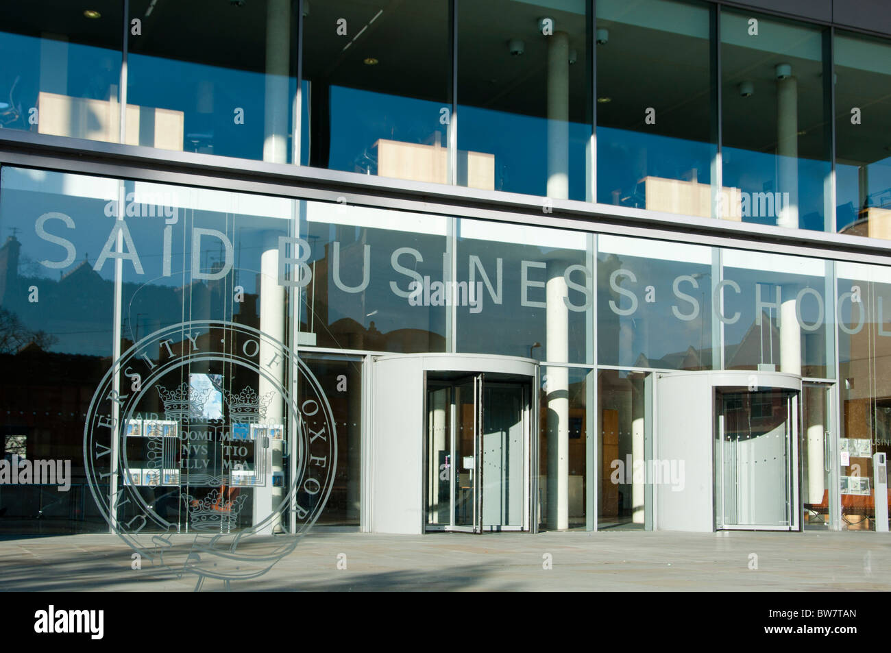 Image result for Said Business School at University of Oxford, UK.