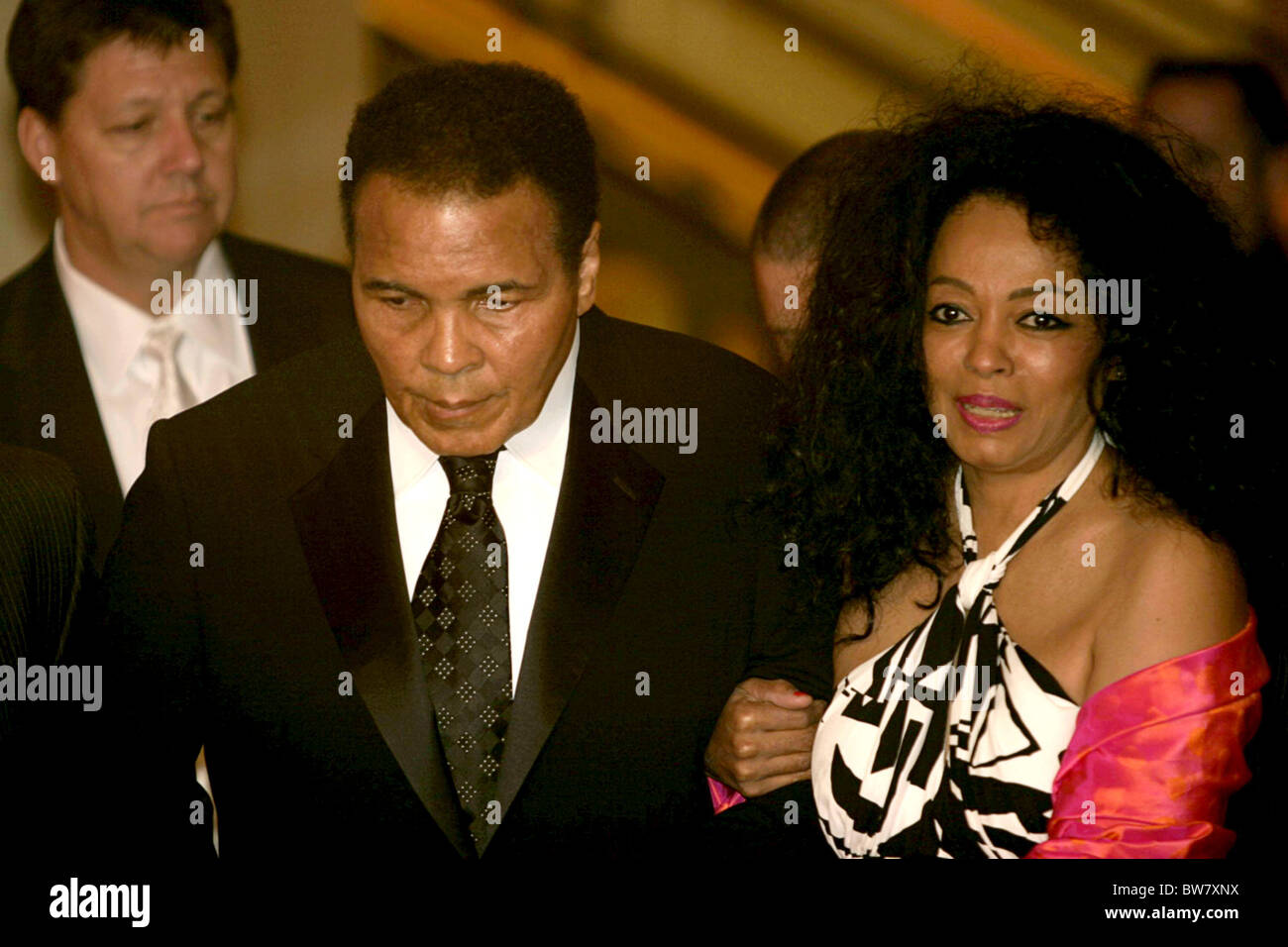 Muhammad Ali's Celebrity Fight Night XIII - ARRIVALS - Stock Image
