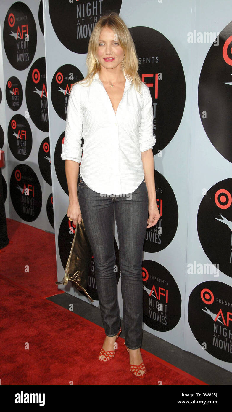 AFI Night at the Movies presented by TARGET - Stock Image
