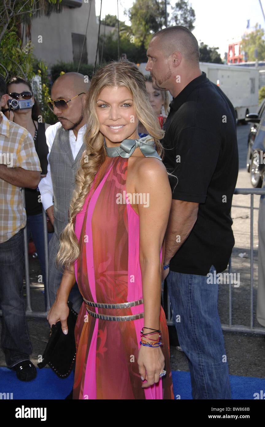 ARRIVALS - 2008 TEEN CHOICE Awards - Stock Image