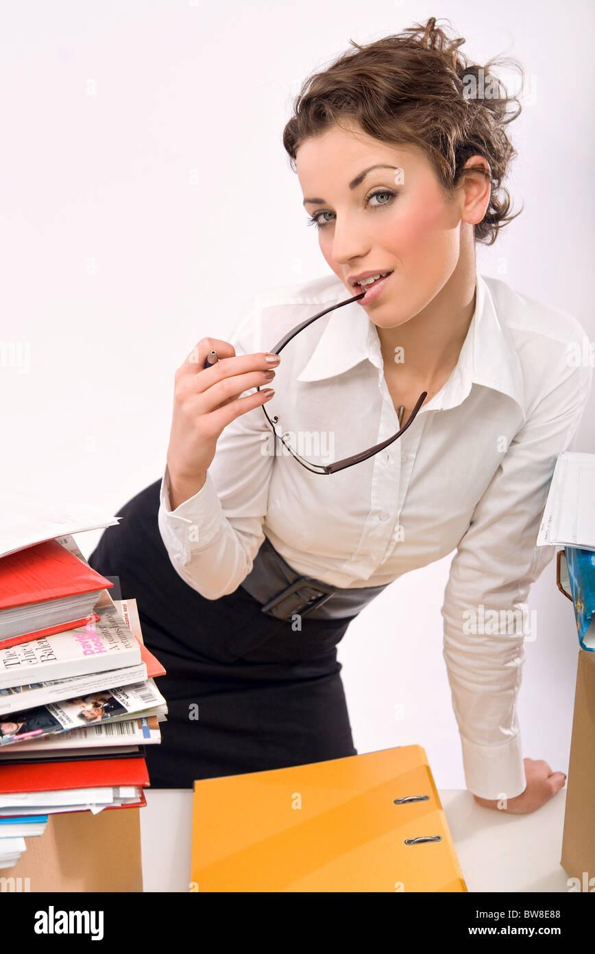 secretary the stock photos secretary the stock images alamy