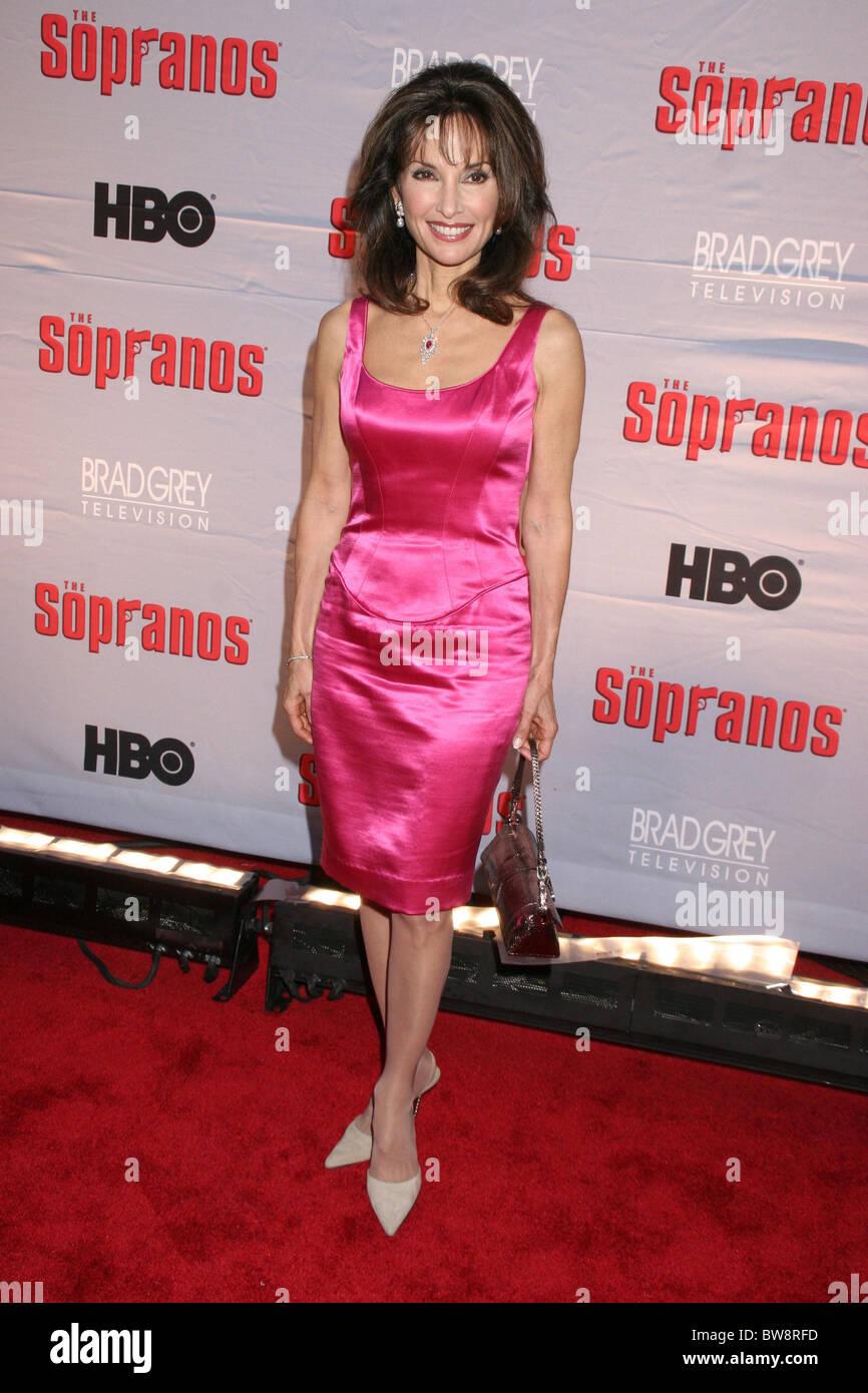 HBO's THE SOPRANOS World Premiere Screening - Stock Image