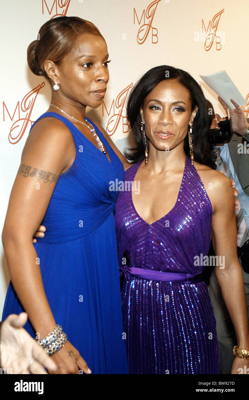 Celebrate Mary Party Hosted by Jada P. Smith and Will Smith - Stock Image