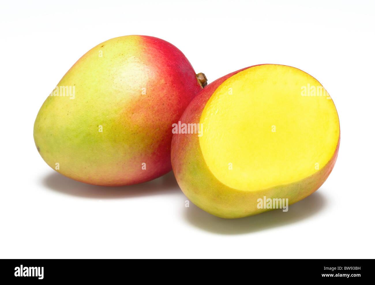 mangoes - Stock Image