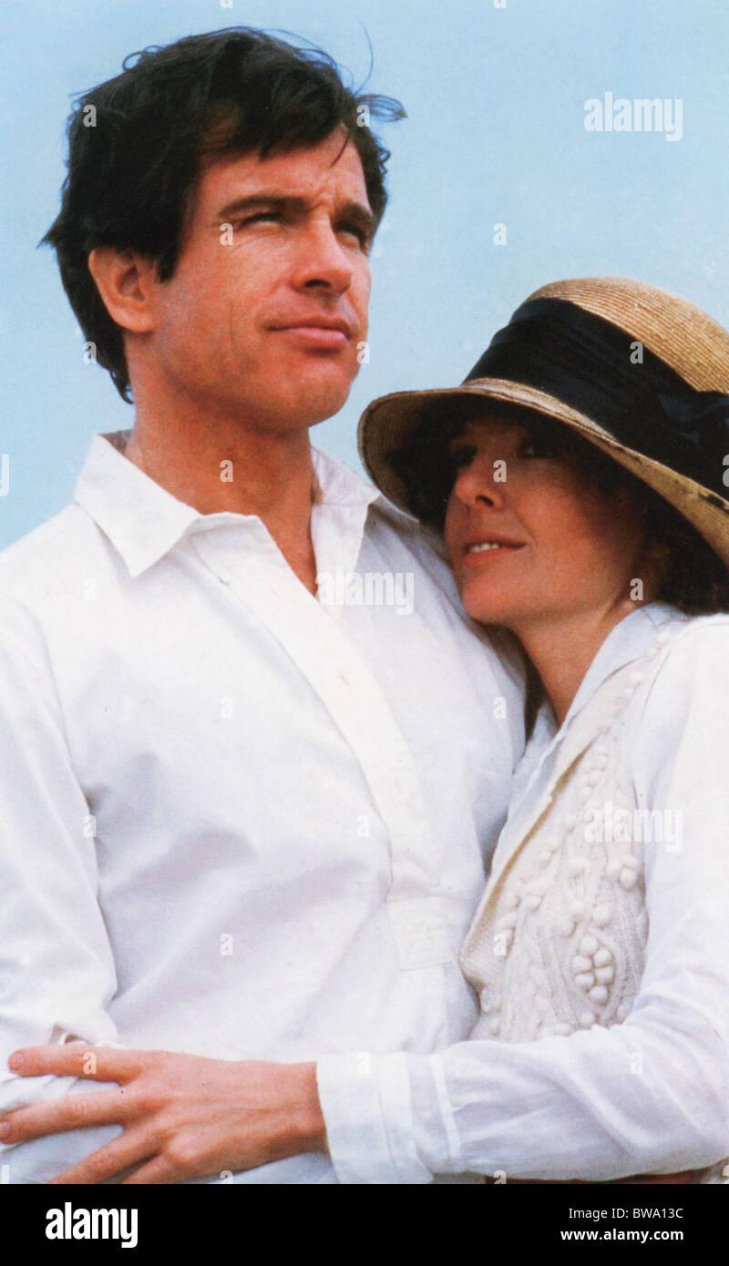 REDS  1981 Paramount film with Warren Beatty and Diane Keaton - Stock Image