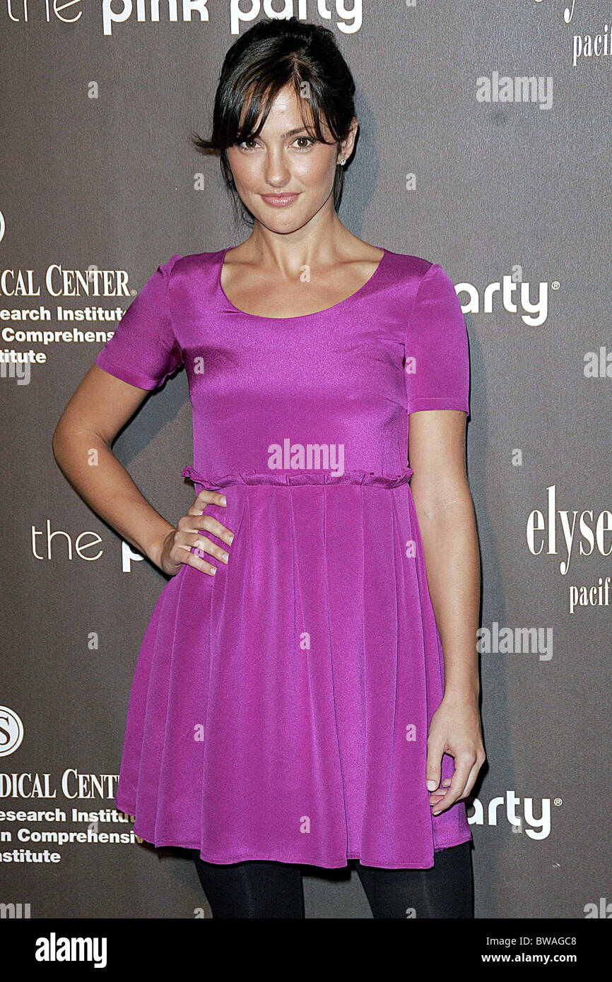 Elyse Walker Pink Party Benefit for Cedars-Sinai Women's
