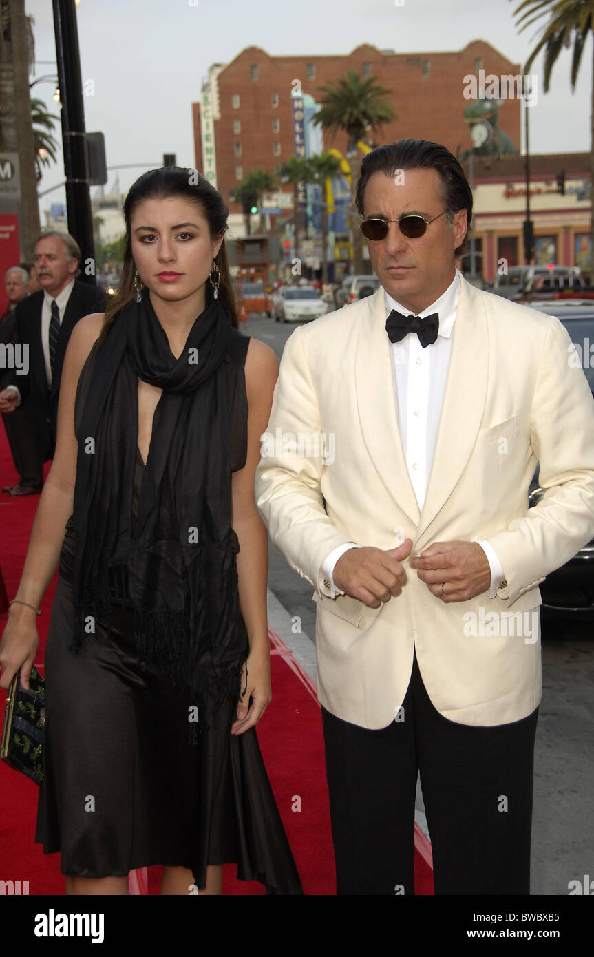 Actor Andy Garcia reveals his extremely scary hairy back