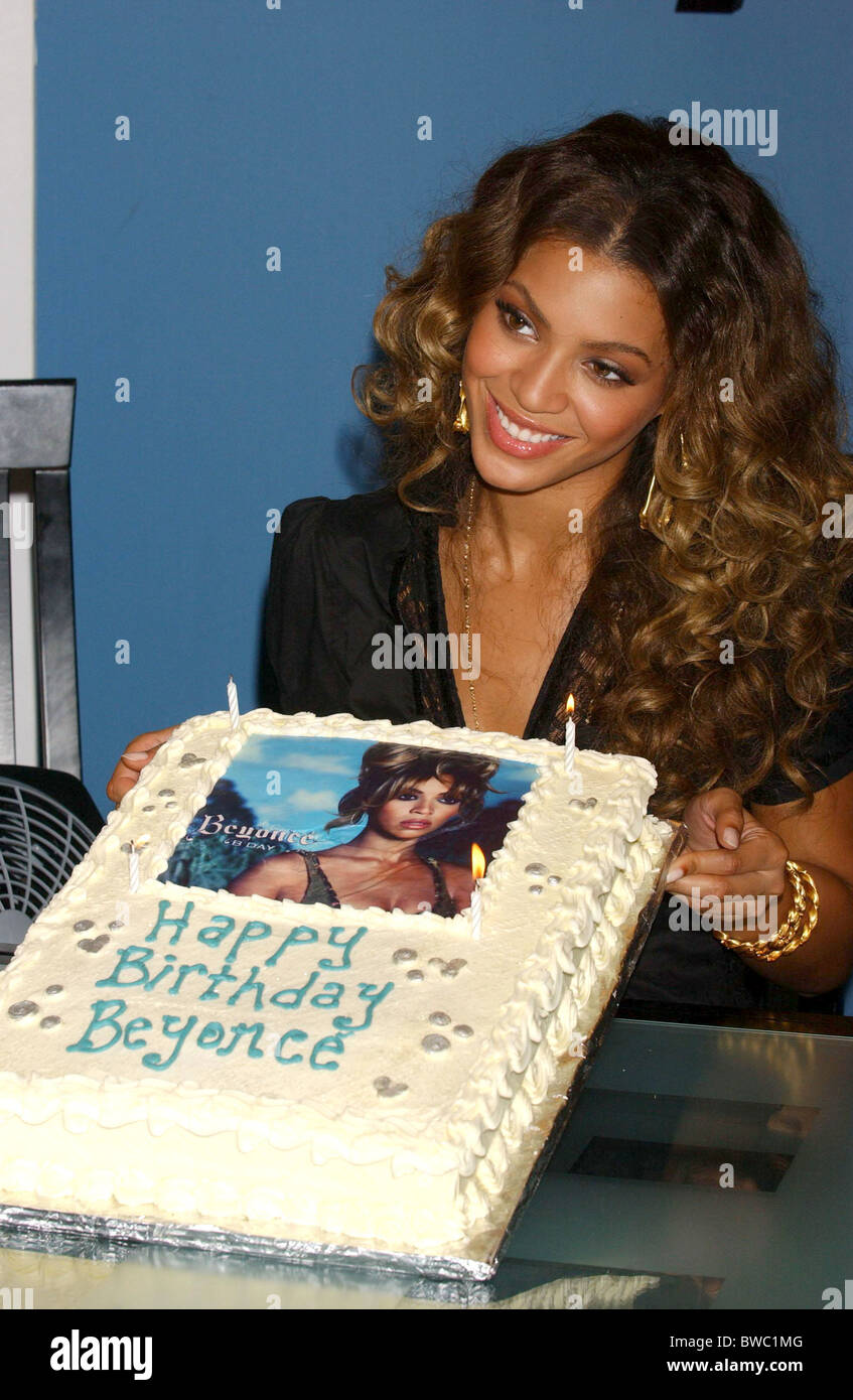 Outstanding Beyonce Knowles Releases Solo Album Bday Stock Photo 32841552 Personalised Birthday Cards Cominlily Jamesorg