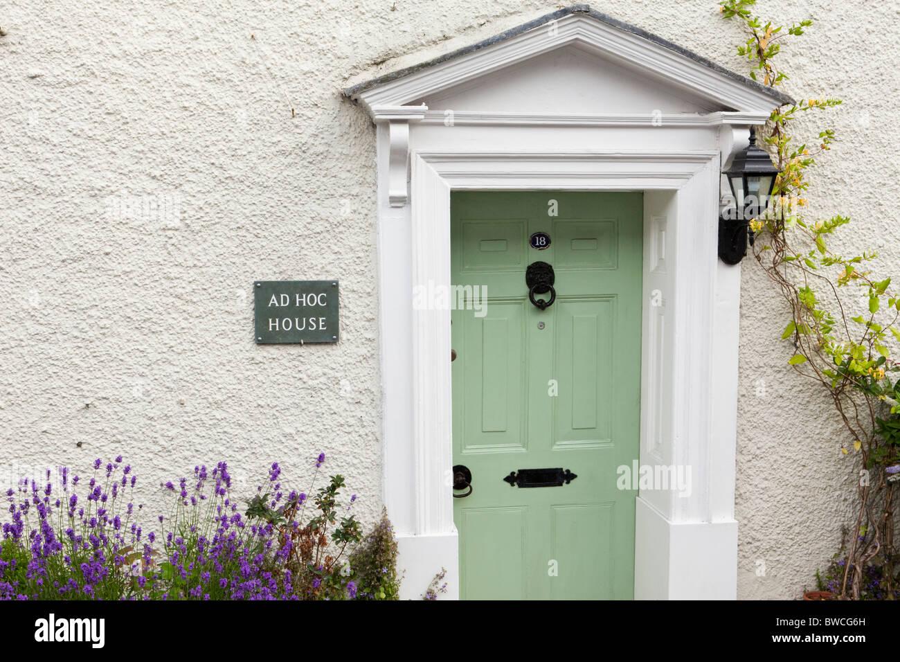 Ad Hoc House, Cerne Abbas, Dorset - Stock Image
