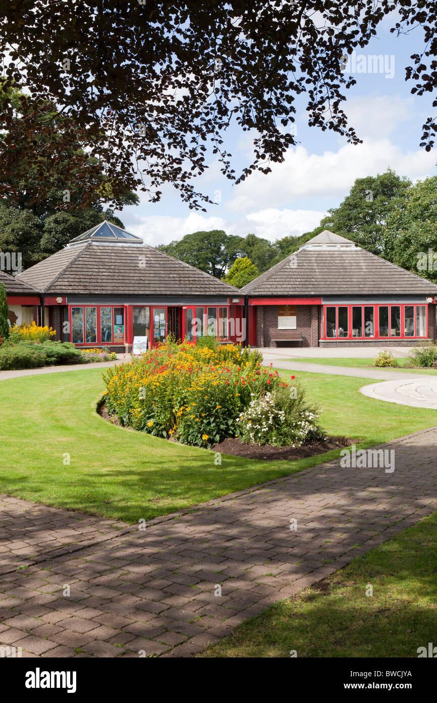 The David Livingstone Centre, Blantyre, South Lanarkshire, Scotland - Stock Image