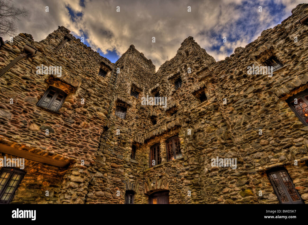 Gillette Castle - Stock Image