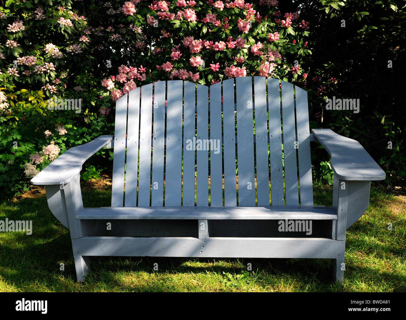 Wooden Garden Furniture Stock Photos Amp Wooden Garden