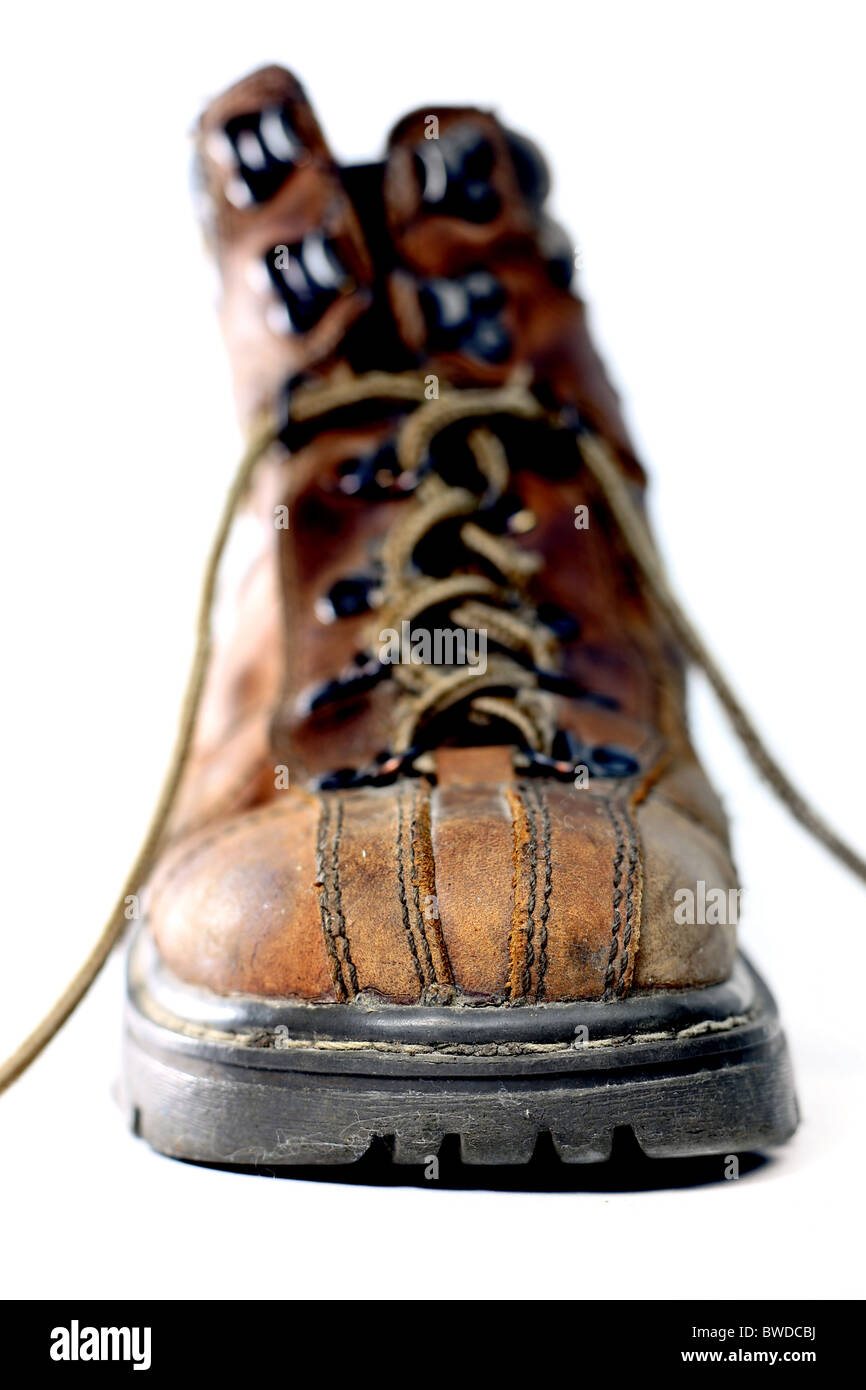 Winter boots - Stock Image