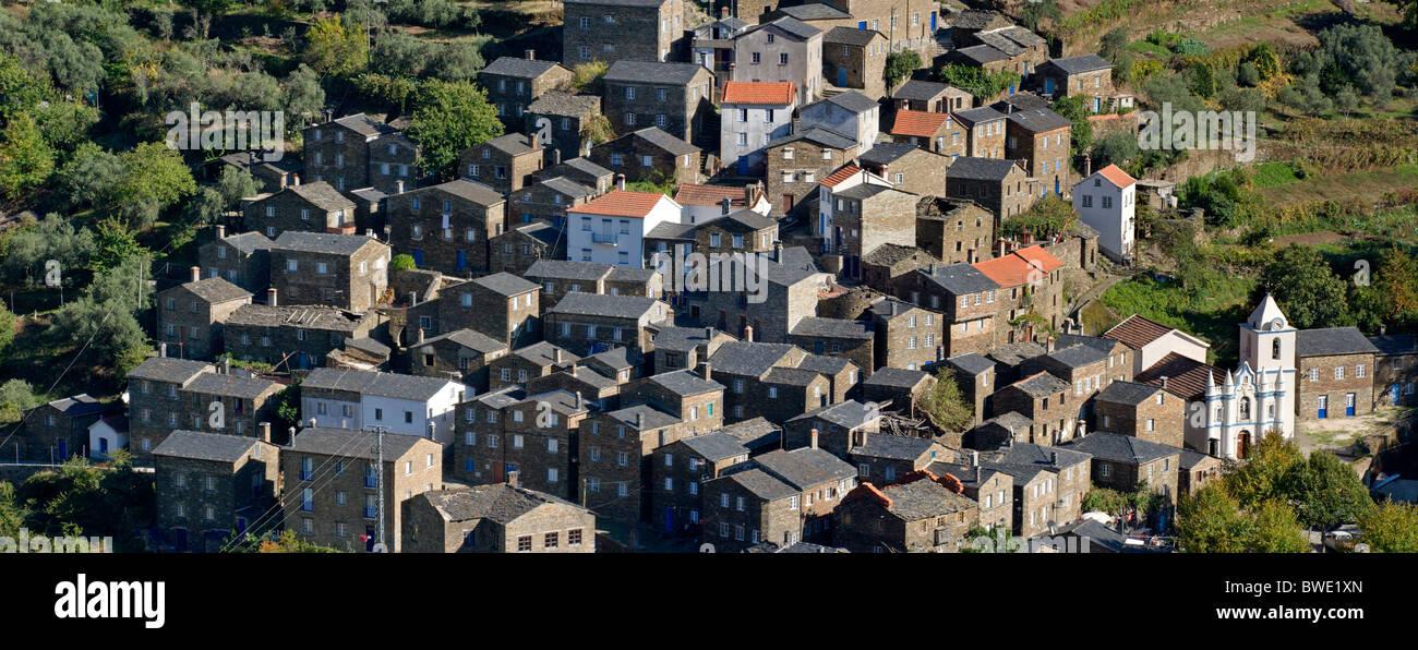 Portugal, the Beira Alta, Piodao village - Stock Image