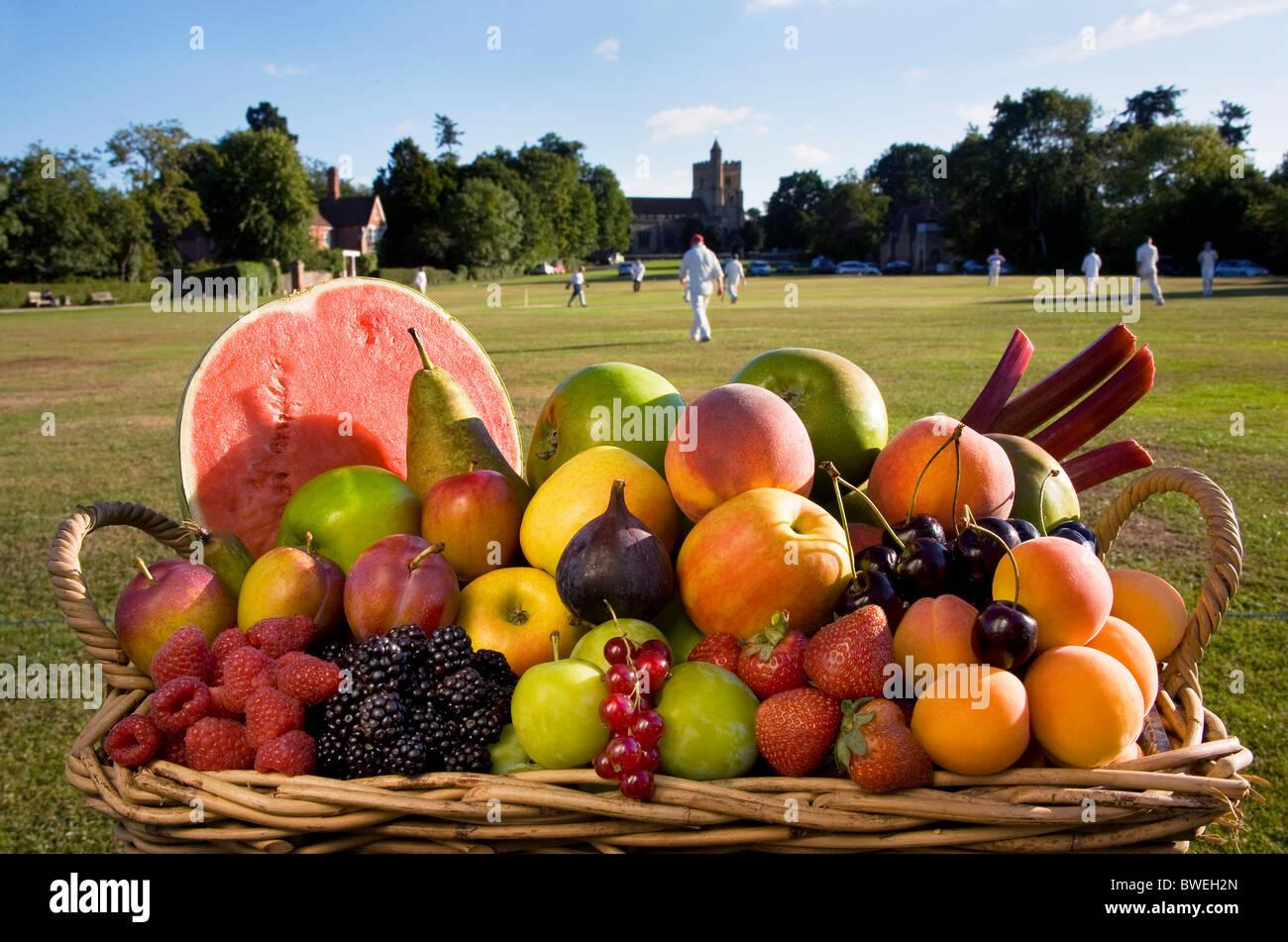Kent Village Cricket Stock Photos & Kent Village Cricket ...