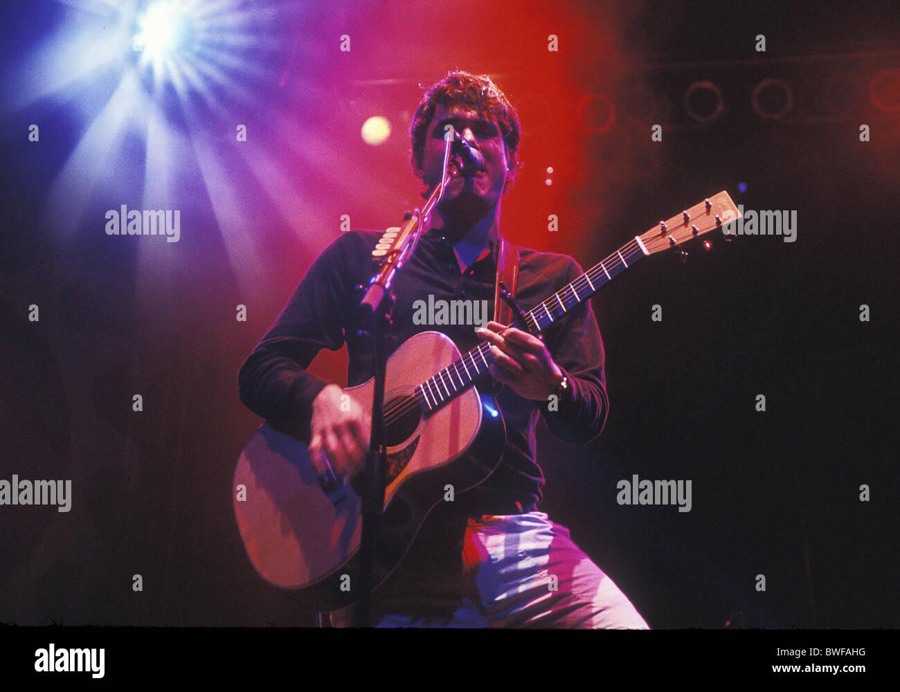 John Mayer in Concert - Stock Image