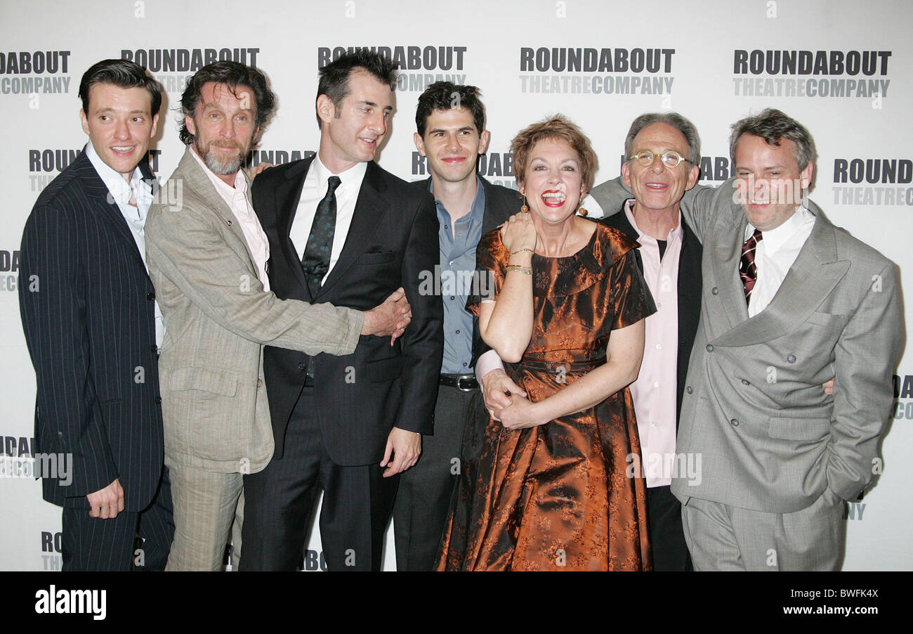 The Paris Letter Opening Night on Broadway Stock Royalty