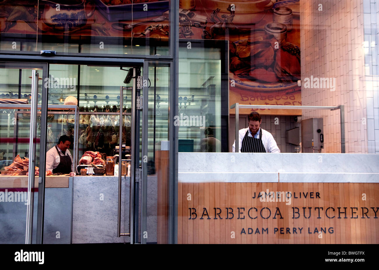 Barbecoa Butchery By Jamie Oliver And Adam Perry Lang In