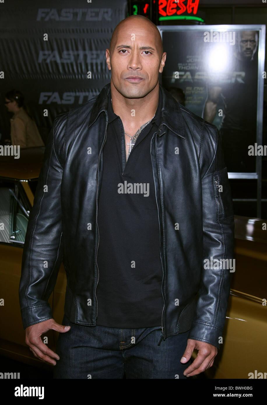 13e4114f9 DWAYNE JOHNSON AKA THE ROCK FASTER CBS FILMS PREMIERE HOLLYWOOD LOS ...
