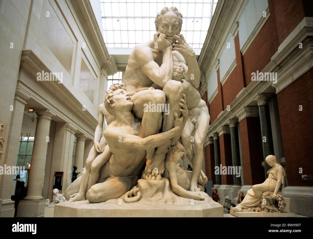 NEW YORK CITY Carroll and Milton Petrie European Sculpture