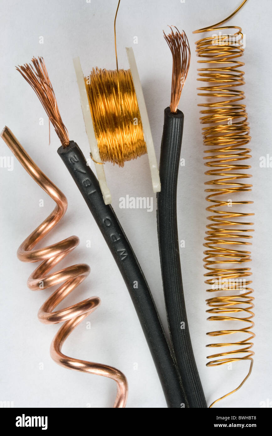 Background Copper Wire Stock Photos & Background Copper Wire Stock ...